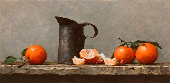 Mandarins II  |  Private Collection