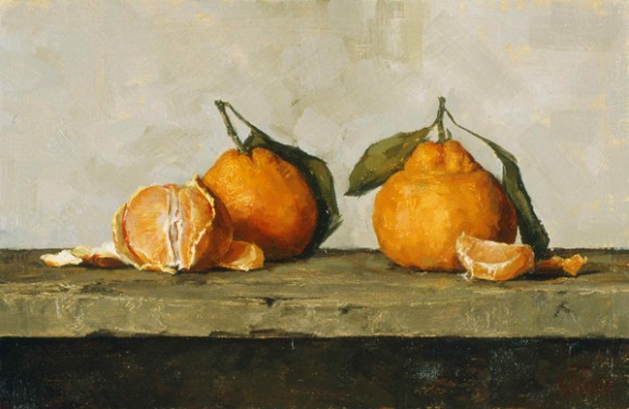 Mandarines I  |  Private Collection