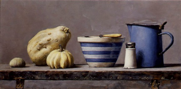 Striped Bowl | Private Collection