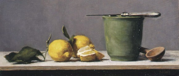 Cut Lemons | Private Collection