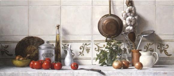 Pomodori   Private Collection